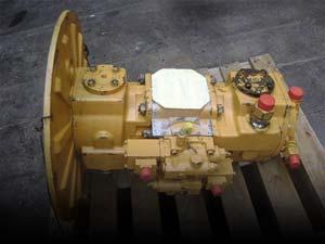Bombas hidráulicas usadas