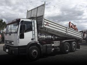 Camiones Basculantes usados