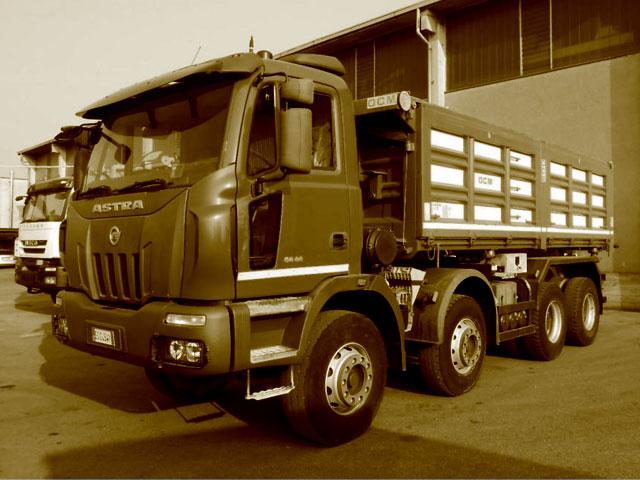 Camiones Volquete usados