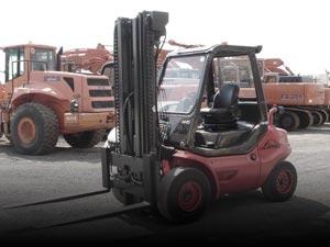 Carretillas diesel/ GPL usadas