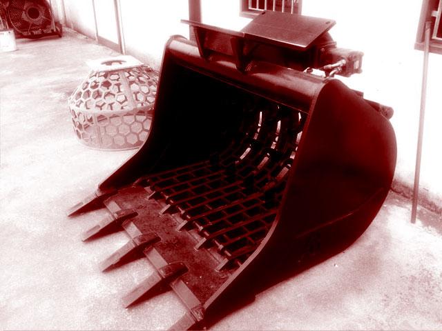 Cucharas Rejadas usadas.
