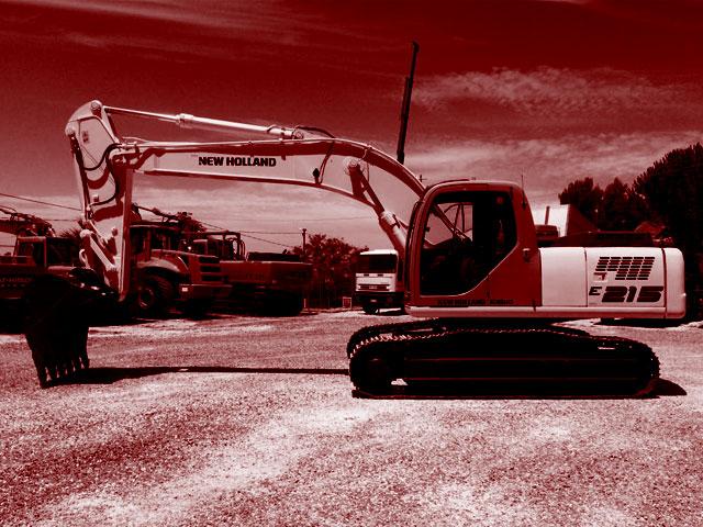 Excavadoras de Cadenas 220 qq usadas.