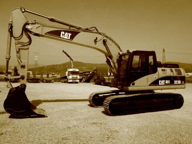 Excavadoras de Cadenas 250 qq usadas.