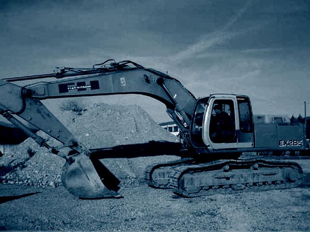 Excavadoras de Cadenas 300 qq usadas.
