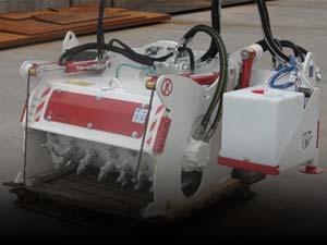 Fresadoras de asfalto usadas