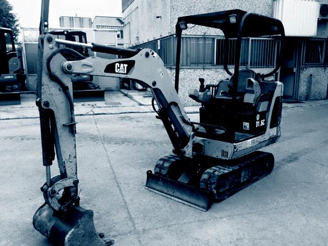 Mini Excavadoras 16 qq usadas.