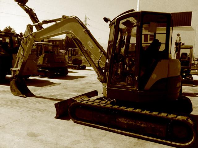 Mini Excavadoras 75 qq usadas.
