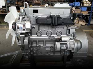Motores Diesel usados