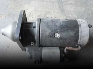 Motores Eléctricos Auxiliares usados
