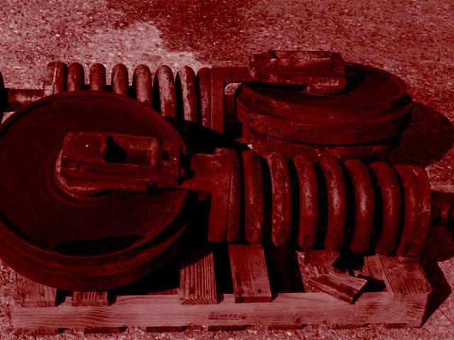 Tensores de Cadenas usados