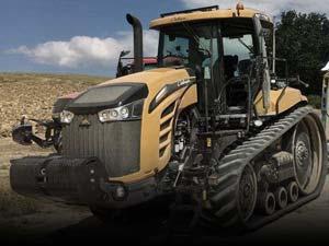 Tractores de cadenas usados