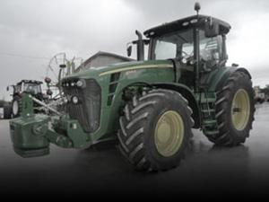Tractores de segunda mano