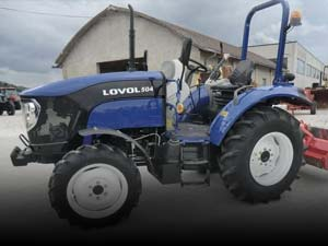 Tractores para Viña / Fruteros usados
