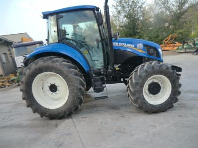 New Holland T5 95 vendida por Comm. Adriatica