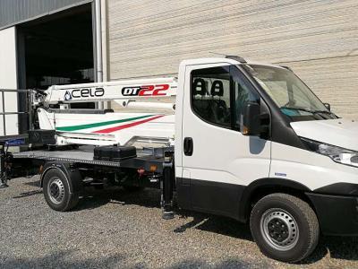 Cela DT22 vendida por Bini Roberto D.I.