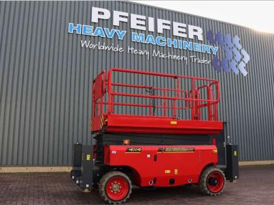 Magni DS1418RT New And Available Directly From Stock vendida por Pfeifer Heavy Machinery