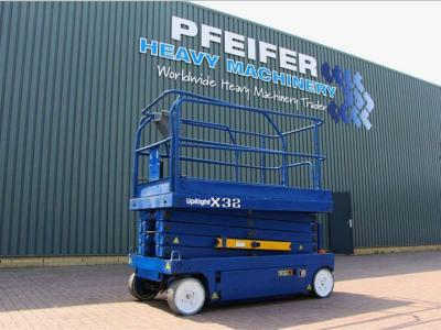 UpRight X3 vendida por Pfeifer Heavy Machinery