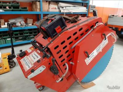 Breaker GL 1200 vendida por Zanetta Marino Srl