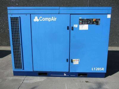 Compair L 120 SR vendida por Machinery Resale