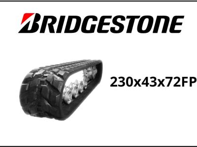 Bridgestone 230x43x72 FP vendida por Cingoli Express