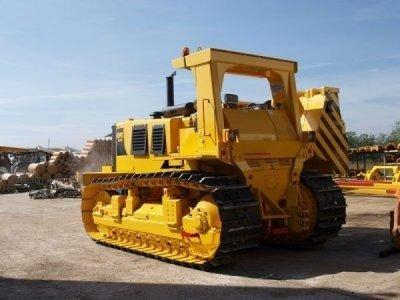 Caterpillar CAT 594 vendida por Monni Srl