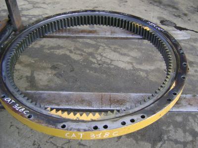 Corona de orientación para Caterpillar 318 C vendida por PRV Ricambi Srl