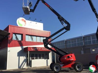 Manitou 200 ATJ Diesel vendida por Lift Progress Srl