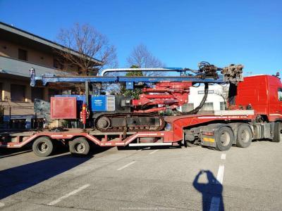 EGT MD3000 vendida por Fondequip S.r.l.