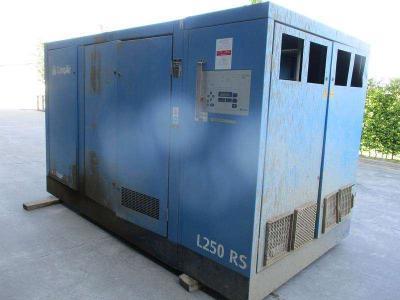 Compair L250 RS vendida por Machinery Resale