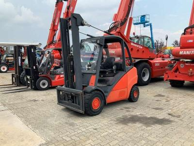 Linde H30 vendida por General Car Srl