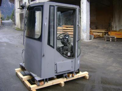 Cabina para Hitachi Serie LX vendida por PRV Ricambi Srl