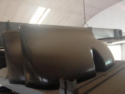 Capó para Linde 336 vendida por Carmi Spa Oleomeccanica