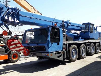 Krupp KMK 4070 vendida por Italnol Sollevamenti srl