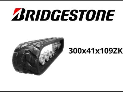 Bridgestone 300x41x109 ZK vendida por Cingoli Express