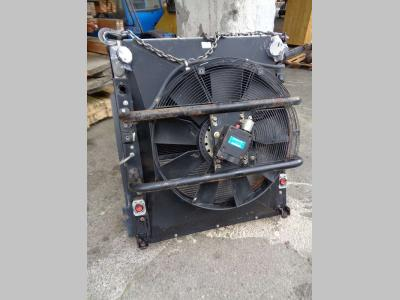 Radiador para Liebherr 924 B vendida por PRV Ricambi Srl