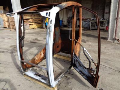Cabina para Terex TC 225 C vendida por PRV Ricambi Srl