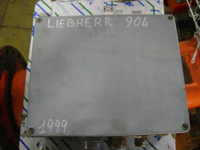 Centralita para Liebherr 904 vendida por PRV Ricambi
