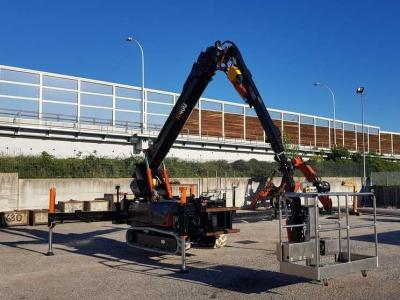 BG Lift M400 vendida por Bini Roberto D.I.