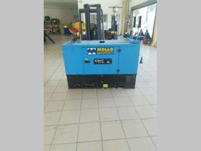 Genset MG15SSK vendida por Mollo Srl