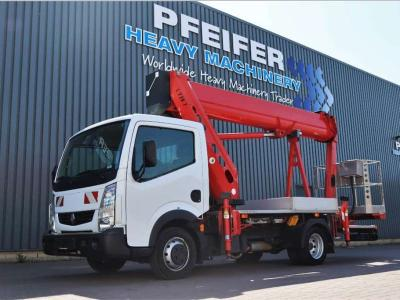 Ruthmann TBR220 Also Available For Rent vendida por Pfeifer Heavy Machinery