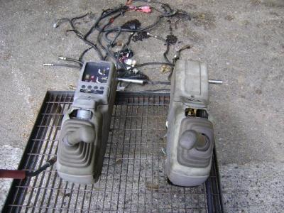 Manipulador para Fiat Hitachi Serie EX vendida por PRV Ricambi