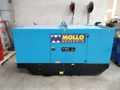 Genset MG70 SP vendida por Mollo Srl