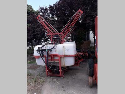 Bargam PMG 800/B 412 vendida por Mazzuoli Srl