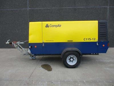 Compair C 115 - 12 - N vendida por Machinery Resale