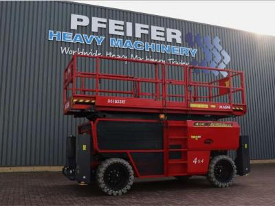 Magni DS1823RT New And Available Directly From Stock vendida por Pfeifer Heavy Machinery
