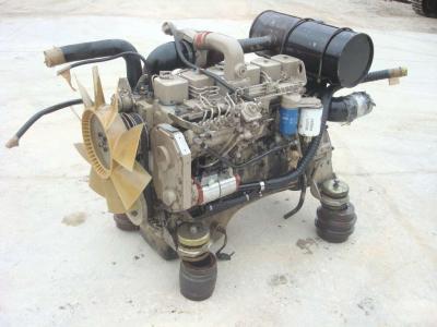 Motor para Fiat Hitachi 150W3 MARCA CUMMINS 6BT DA 116 KW vendida por OLM 90 Srl