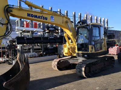 Komatsu PC138US-8 vendida por General Car Srl