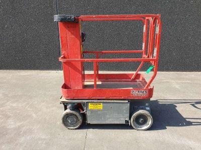 JLG 1230 ES vendida por Machinery Resale