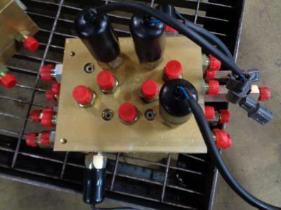 Electroválvula para JCB JS 200W vendida por PRV Ricambi Srl
