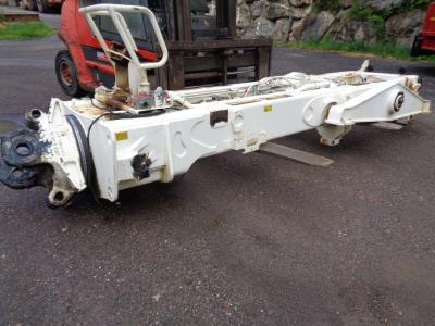 Estructura para Caterpillar 740 B vendida por PRV Ricambi Srl
